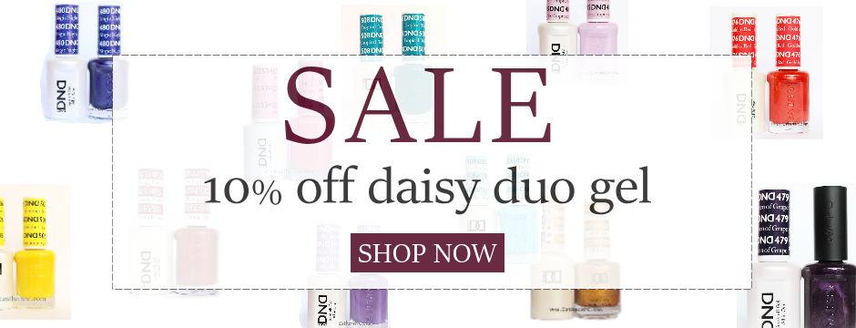 Daisy DND Sale 10% off